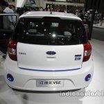 JAC iEV6e rear at Auto China 2016