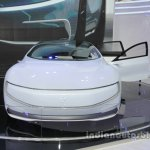LeEco LeSEE front at Auto China 2016