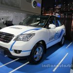 Leopaard C5-EV at Auto China 2016 front three quarters left side
