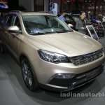 Leopaard CS10 DCT at Auto China 2016 front three quarters