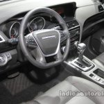 Leopaard CS10 DCT at Auto China 2016 interior dashboard