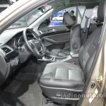 Leopaard CS10 DCT at Auto China 2016 interior front seats