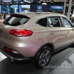 Leopaard CS10 DCT at Auto China 2016 rear three quarters right side