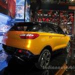 Leopaard CS9 Concept rear three quarters at Auto China 2016