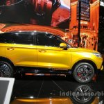 Leopaard CS9 Concept side profile at Auto China 2016