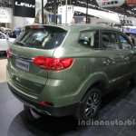 Lifan X7 rear three quarters at Auto China 2016