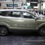Lifan X7 side profile at Auto China 2016