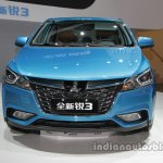 Luxgen 3 at Auto China 2016 front