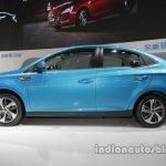 Luxgen 3 at Auto China 2016 side profile