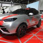 MG iGS front three quarters left side at Auto China 2016