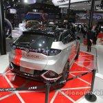 MG iGS rear three quarters right side at Auto China 2016