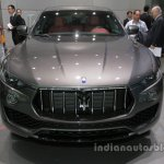 Maserati Levante front at Auto China 2016