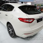 Maserati Levante rear three quarters at Auto China 2016