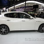 Maserati Levante side profile at Auto China 2016