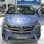 Maxus EG10 EV front at Auto China 2016