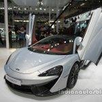 McLaren 570GT front three quarters at Auto China 2016