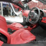 McLaren 570GT interior front seats at Auto China 2016