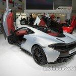 McLaren 570GT rear three quarters at Auto China 2016