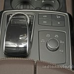 Mercedes GLS center console India launch