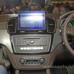 Mercedes GLS dashboard India launch