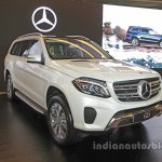 Mercedes GLS front quarter India launch