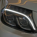 Mercedes GLS headlight India launch