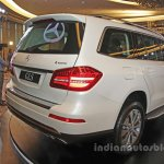 Mercedes GLS rear quarter India launch