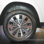 Mercedes GLS wheel India launch