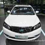 Methanol-capable Geely Emgrand at Auto China 2016 front