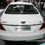 Methanol-capable Geely Emgrand at Auto China 2016 rear