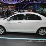 Methanol-capable Geely Emgrand at Auto China 2016 side profile