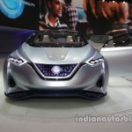 Nissan IDS Concept front at Auto China 2016