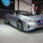 Nissan IDS Concept front three quarters at Auto China 2016