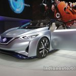 Nissan IDS Concept front three quarters left side at Auto China 2016