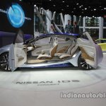 Nissan IDS Concept interior at Auto China 2016