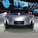 Nissan IDS Concept rear at Auto China 2016