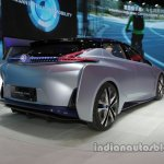 Nissan IDS Concept rear three quarters right side at Auto China 2016