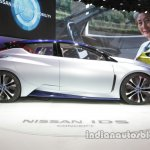 Nissan IDS Concept side profile at Auto China 2016