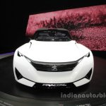 Peugeot Fractal concept front at Auto China 2016