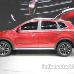 Roewe RX5 side profile at Auto China 2016