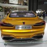 Roewe Vision R rear at Auto China 2016