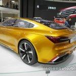 Roewe Vision R rear three quarters at Auto China 2016