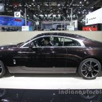 Rolls-Royce Wraith Inspired by Music side profile at Auto China 2016