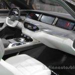 Senova OffSpace Concept interior dashboard at Auto China 2016