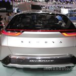 Senova OffSpace Concept rear at Auto China 2016