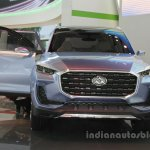 Shanghai Maxus D90 concept front at Auto China 2016