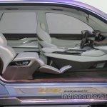 Shanghai Maxus D90 concept interior at Auto China 2016