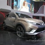 SouEast DX Concept front three quarters right side at Auto China 2016
