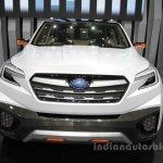 Subaru Viziv Future concept front at Auto China 2016