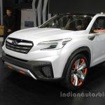 Subaru Viziv Future concept front three quarters at Auto China 2016